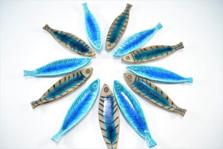 Fish-Leaf ceramic