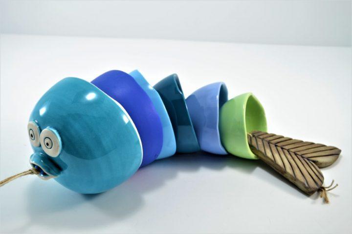 Melodist Fish ceramic