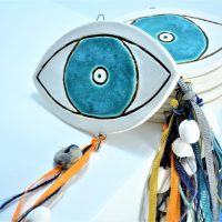 Large Eye ceramic