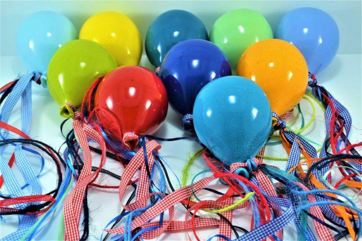 Balloon ceramic