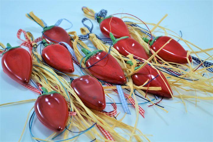 Sweet Pepper 2 pcs. ceramic