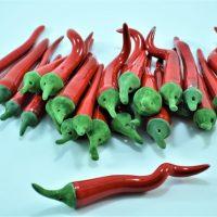 Single Chili Pepper ceramic
