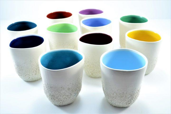 Sponge Mug ceramic