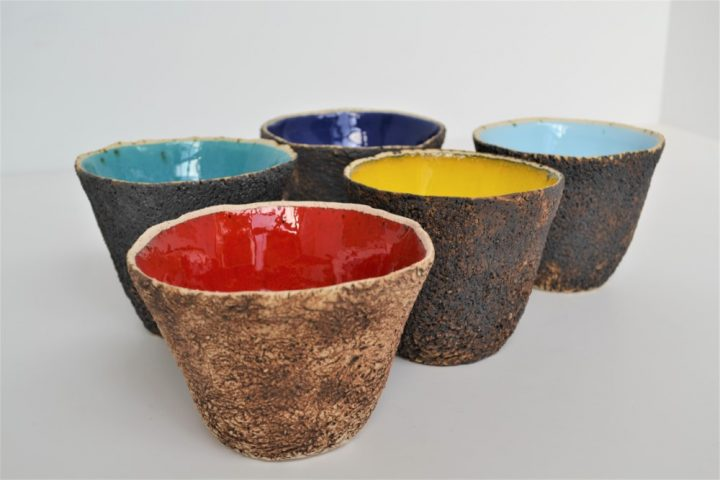 Sponge Bowls ceramic