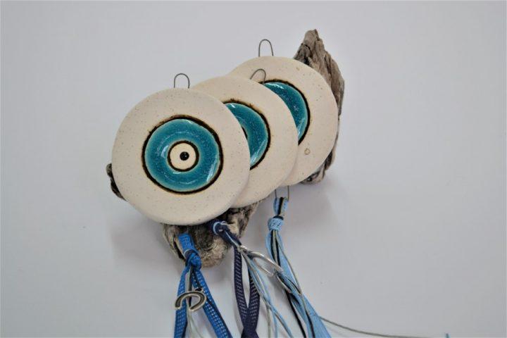 Round Eye ceramic
