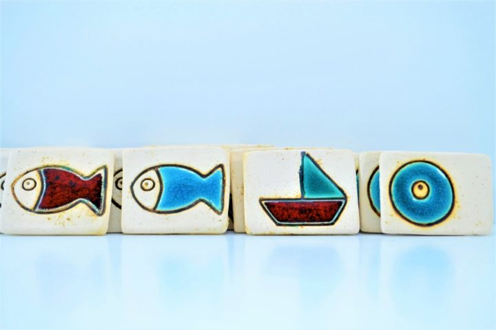 Rectangle Magnets ceramic