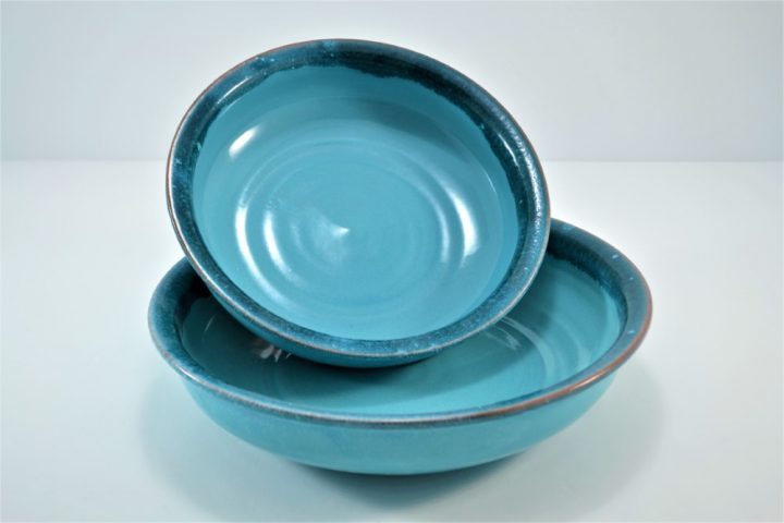 Farmhouse Plate D:25 cm & Farmhouse Plate D:22,5 cm ceramic