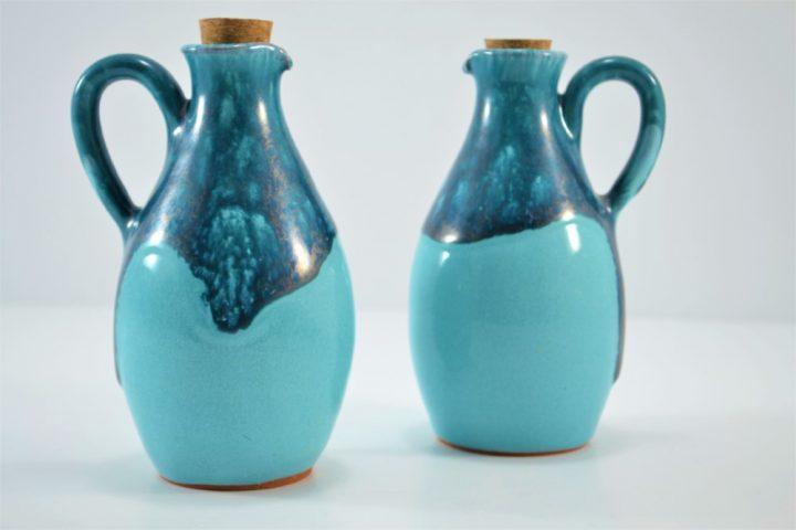 Oil/Vinegar Pitcher ceramic