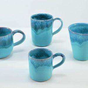 Cylinder Mug, Conical Mug, Tea Mug & Espresso cup ceramic