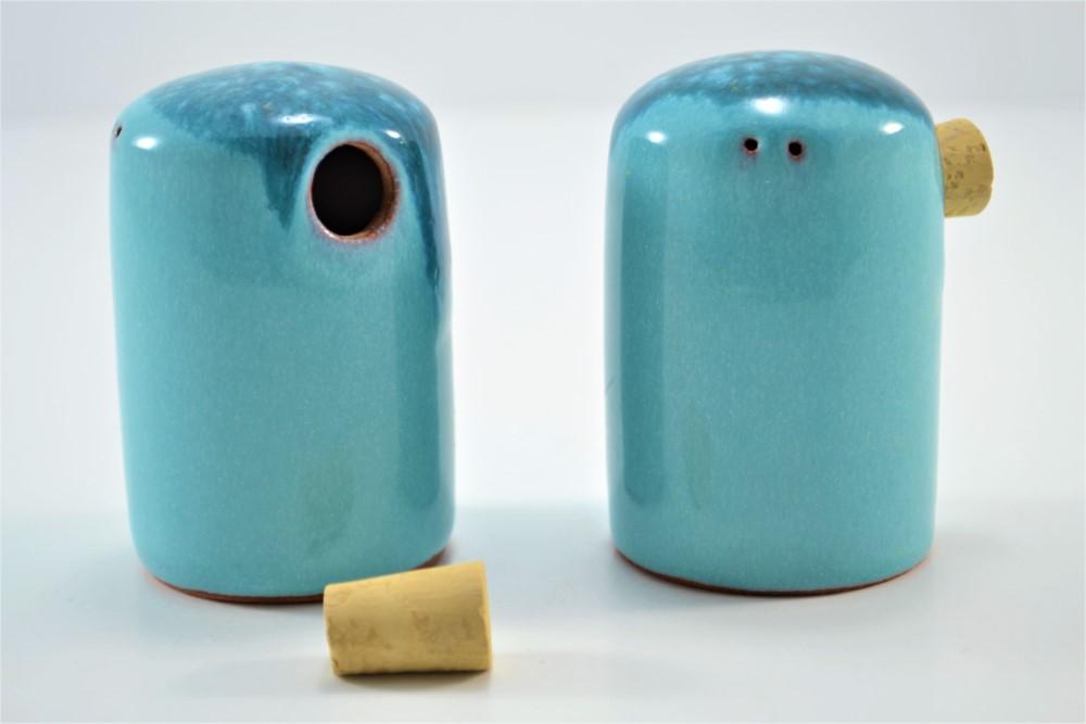 Salt Shaker 2 pcs ceramic