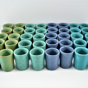 Shot Glasses ceramic