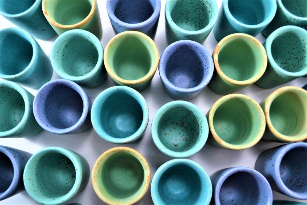 Shot Glasses ceramic