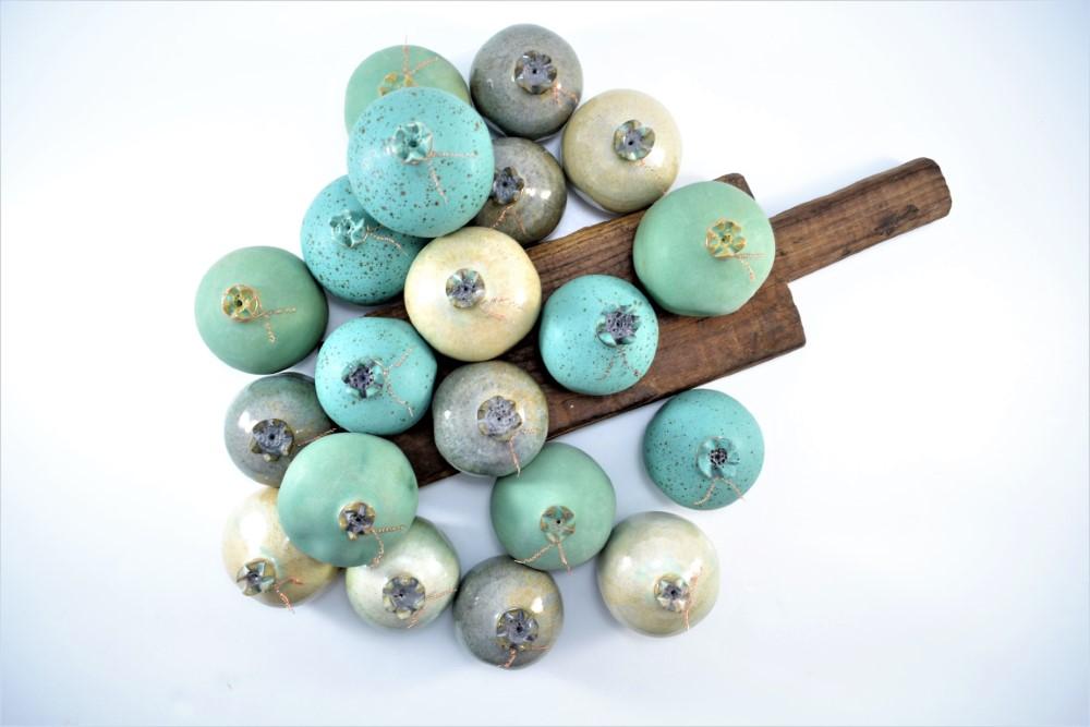 Pomegranate ceramic