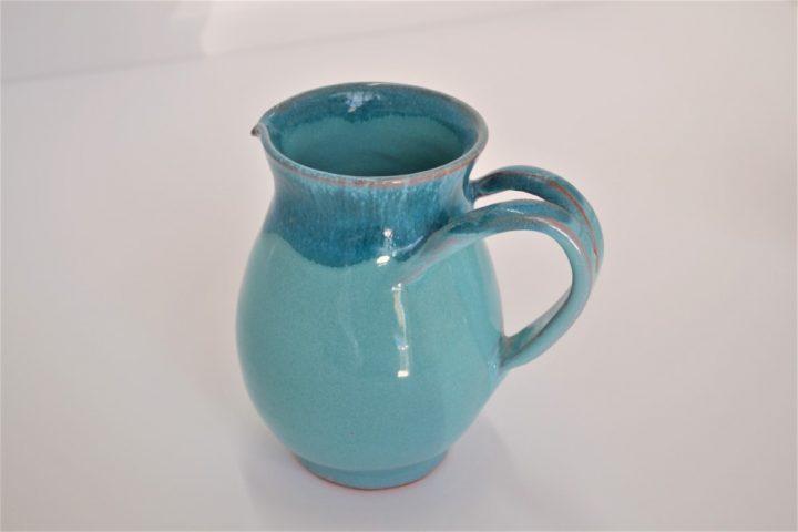 Double Handle Pitcher ceramic