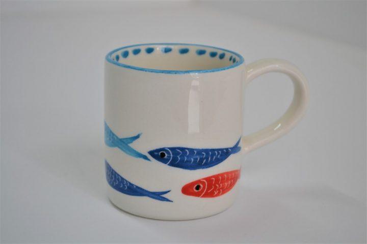 Κουπάκι Ίσιο Ψάρια Λεπτά