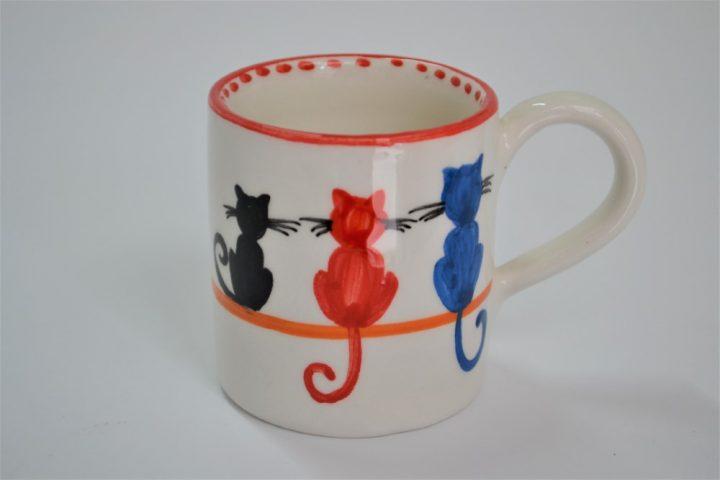 Κουπάκι Ίσιο 3 Γάτες