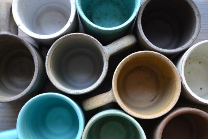 Cylinder Cup ceramic