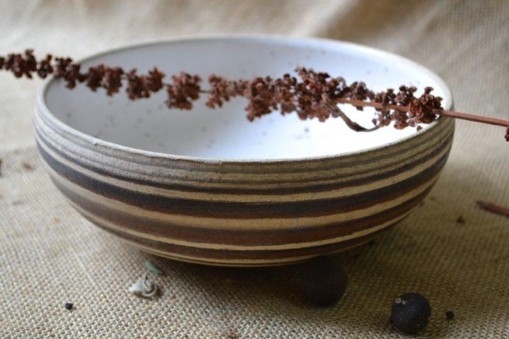 Mixed Clay Bowl ceramic