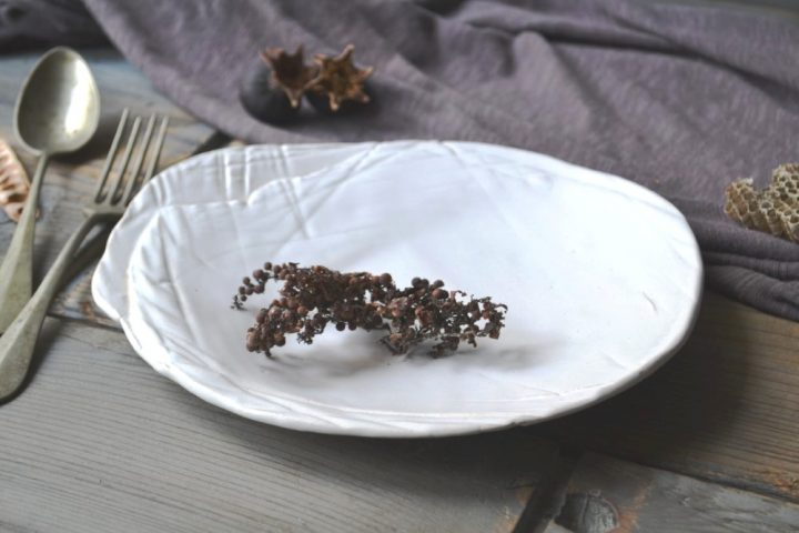 Textured Plate