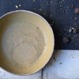 Sponge Bowl ceramic