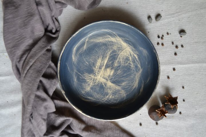 Scratch Plate 'B' ceramic