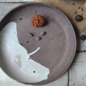 Pasta Plate ceramic
