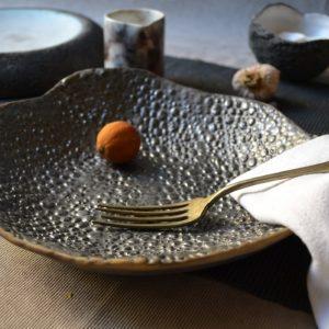 Bubble Dish ceramic