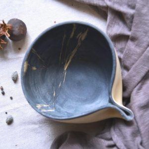 Scratch Bowl ceramic
