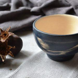 Tiny Scratch Bowl ceramic
