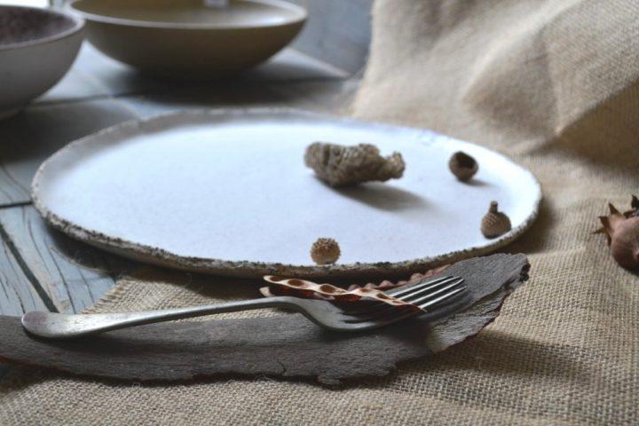 Gritty Dinner Plate 'M'