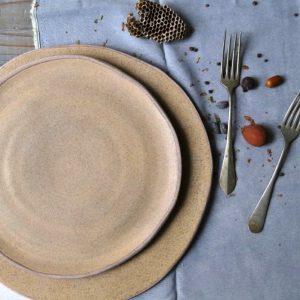 Honey Plate Medium & Large
