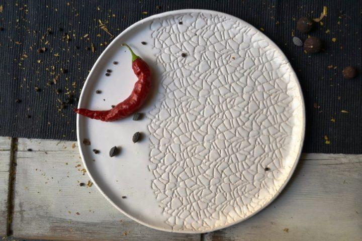 Cobweb Plate