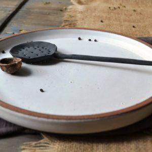 Basic Wide Rim Plate