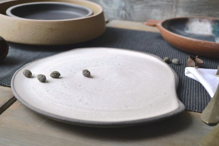 Irregular Flat Plate