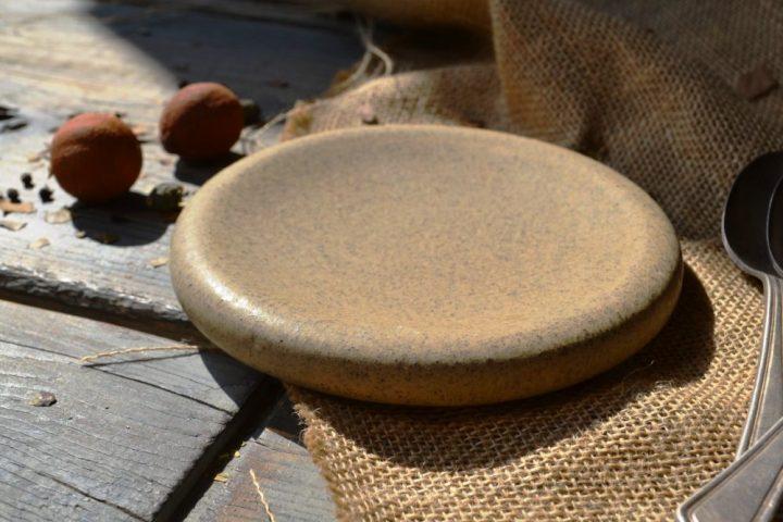 Shallow Ball Plate ceramic
