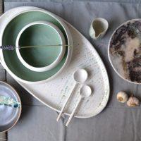 Dragon Shallow Bowl ceramic