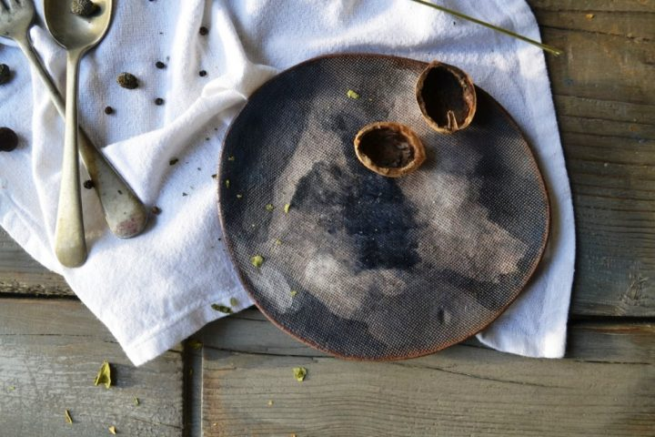 Smudges Plate