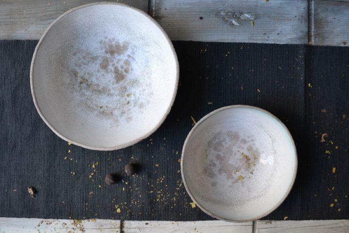 Sponge Large & Medium Bowl ceramic