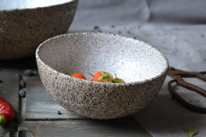 Gritty Salad Bowl Small ceramic