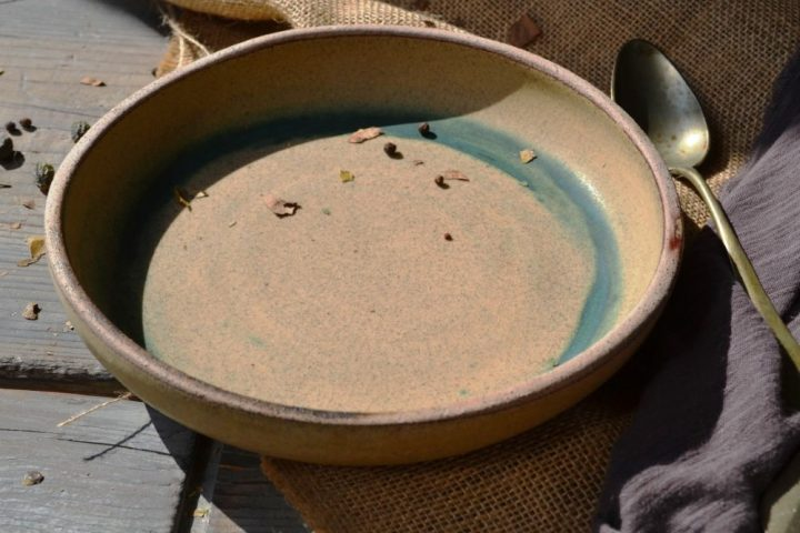 Brunch Plate ceramic