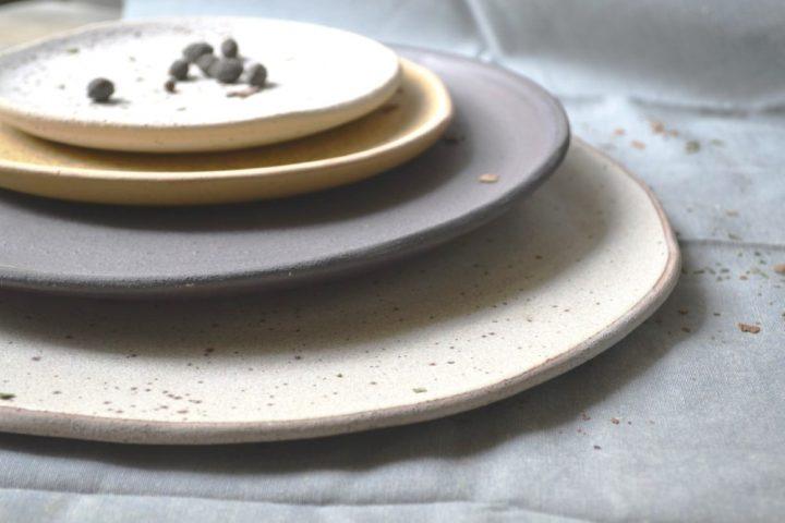 Side Plate, Dessert Plate, Dinner Plate & Large Dinner Plate ceramic