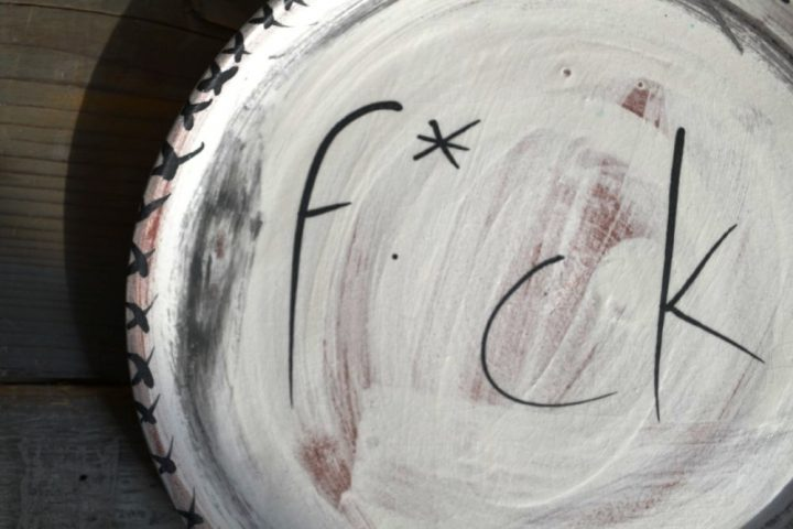 F* Plate ceramic
