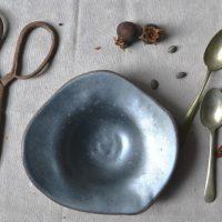 Manta Ray Plate ceramic