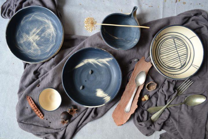 Scratch Plate 'A' ceramic