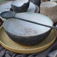 Sponge Large Bowl ceramic