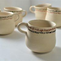 Kypello Cup Beige of Sand ceramic