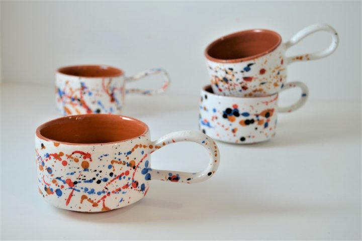 Splash Cup ceramic