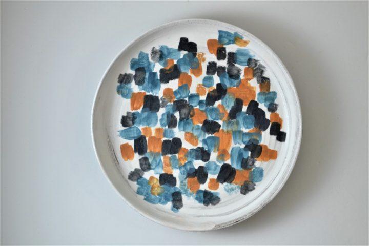 Multicolor Touches ceramic