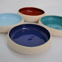 Pebble Bowl ceramic