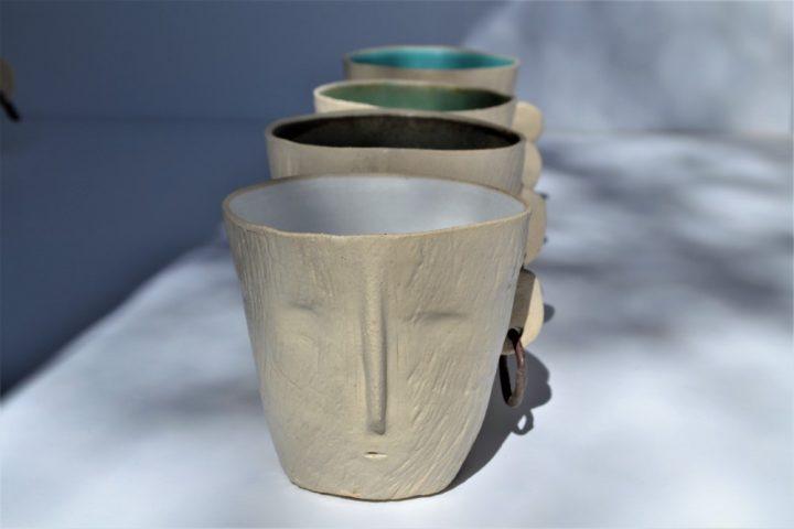 Earring Mug